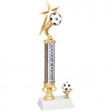 SOC20 Soccer Star Trophy